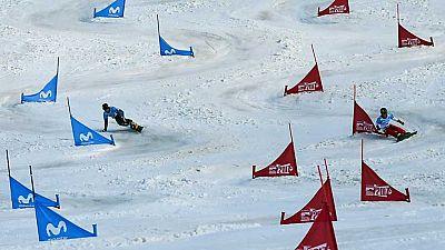 Campeonato del Mundo Snowboard y Freestyle - Snowboard Slalom Paralelo. Finales - ver ahora