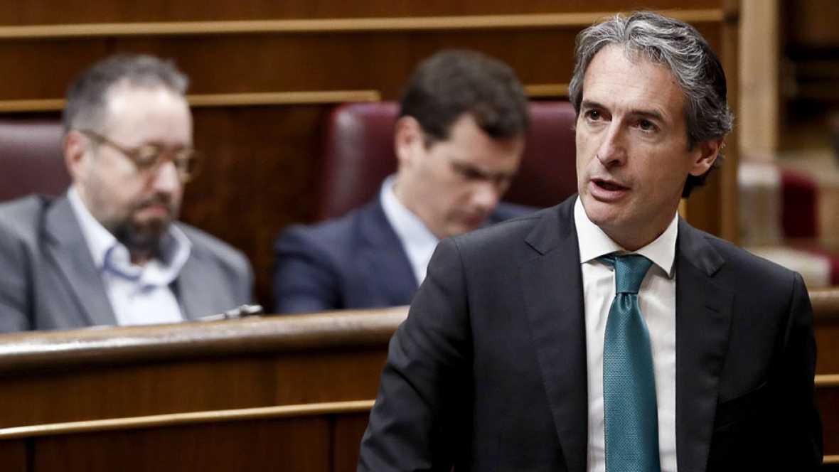 Ciudadanos se abstiene y deja al PP sin apoyos para convalidar el decreto ley de la estiba