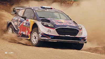 Automovilismo - WRC Campeonato del Mundo. Rally de México