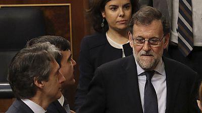 La votación del decreto de la estiba pone de manifiesto las dificultades de un Gobierno en minoría para sacar adelante una reforma