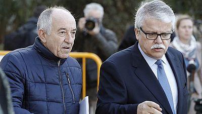 Miguel Ángel Fernández Ordóñez comparece como investigado por la salida a bolsa de Bankia