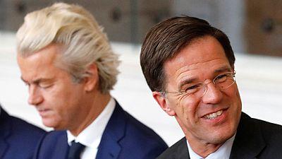 Holanda frena a la ultraderecha y otorga la victoria en sus elecciones al primer ministro Mark Rutte