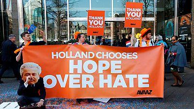 Las reacciones en Europa a los resultados de las elecciones holandesas
