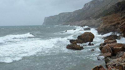 Lluvias en el Estrecho y despejado en el resto de España