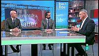 La Aventura del Saber. TVE. Taller de empresa. Arturo de las Heras y Joaquín Danvila.