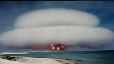 Las pruebas nucleares de Estados Unidos salen a la luz
