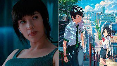 El I Ciclo de Cine Japonés en Madrid preestrena 'Your name' y 'Ghost in the Shell'