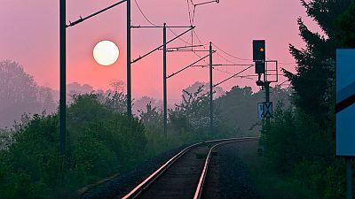 Levante es el principal destino de los que eligen el tren para viajar