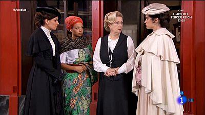 Acacias 38 - Leonor encarga un vestido para Habiba