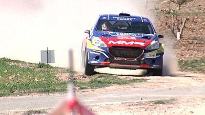 Automovilismo - Campeonato de España de Rallys de Tierra. Prueba Lorca - ver ahora