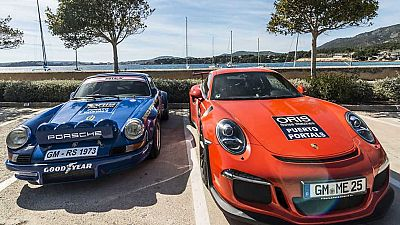 Automovilismo - Oris Rally Clásico Isla de Mallorca 2017 - ver ahora