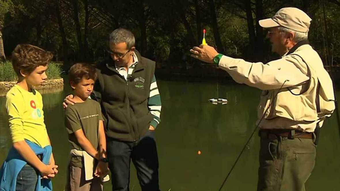 Jara y sedal - Escuela de pesca Naturix - ver ahora