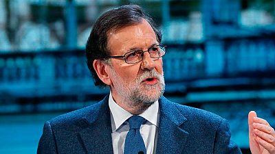 Mariano Rajoy dice que ETA no solo debe desarmarse, sino también disolverse