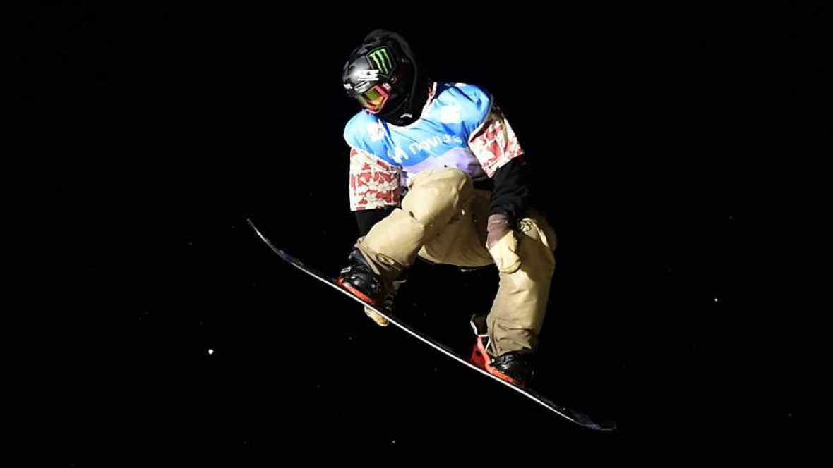 Campeonato del Mundo Snowboard y Freestyle - Snowboard Big Air. Finales - ver ahora