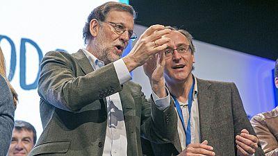 """Rajoy advierte a ETA que """"no habrá nada a cambio"""" del desarme"""
