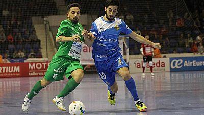 LNFS. Jornada 24. Magna Gurpea 3-2 Palma Futsal. Resumen - ver ahora