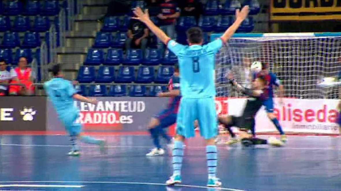 Fútbol Sala - Liga Nacional 24ª jornada: FC Barcelona - Levante - ver ahora