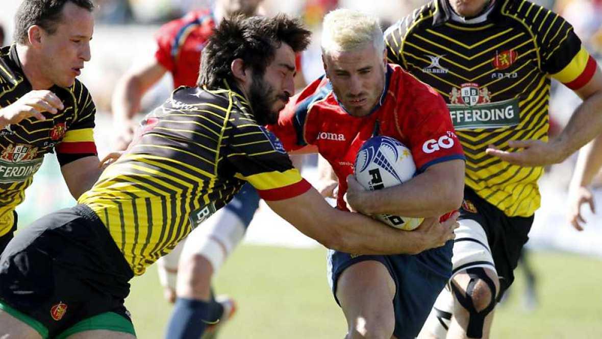 Rugby - Campeonato de Europa Masculino: España - Bélgica - ver ahora