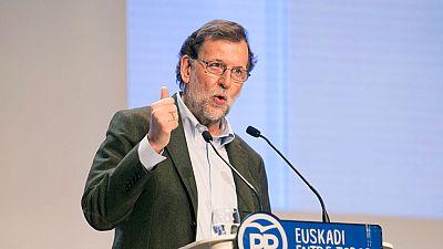"""Rajoy dice que el Gobierno no """"dará nada a cambio"""" del desarme de ETA"""