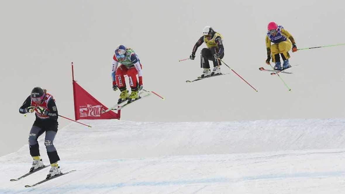 Campeonato del Mundo Snowboard y Freestyle - Freestyle Ski Cross. Finales - ver ahora