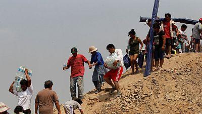 Más de la mitad de Perú está en estado de emergencia