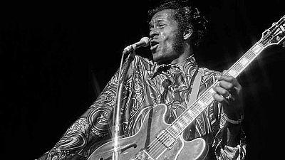 Muere Chuck Berry, uno de los grandes pioneros del rock and roll
