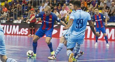 LNFS. Jornada 24. FC Barcelona Lassa 7-4 Levante UD. Resumen - ver ahora
