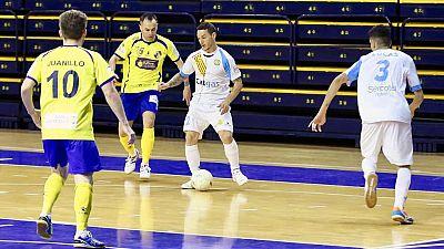 LNFS. Jornada 24. Gran Canaria 3-5 Catgas Energía. Resumen - ver ahora