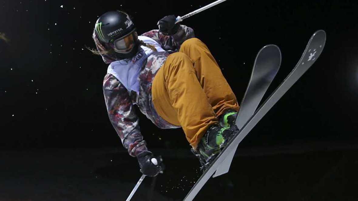 Campeonato del Mundo Snowboard y Freestyle - Freestyle Halfpipe. Final - ver ahora