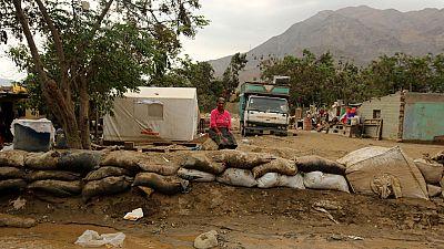 El fenómeno del Niño Costero que afecta a Perú no da tregua