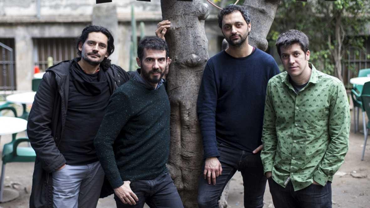 Els amics de les arts presentan nuevo disco: 'Un extraño poder'