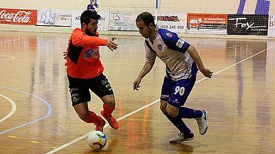 LNFS: Jornada 24. Bodegas J.Gil Jumilla 5 - 4 Pescados Rubén Burela.