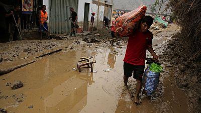 Consecuencias dramáticas en Perú