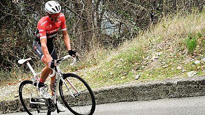 Contador, Valverde y Froome, en la Volta 2017