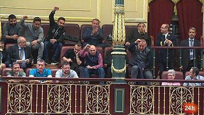 Parlamento - El foco parlamentario - Decreto estiba en el Congreso - 18/03/2017