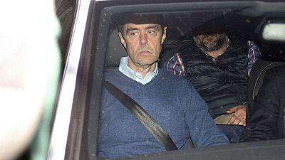 El presunto autor del asesinato de la viuda del expresidente de la CAM, en libertad con fianza