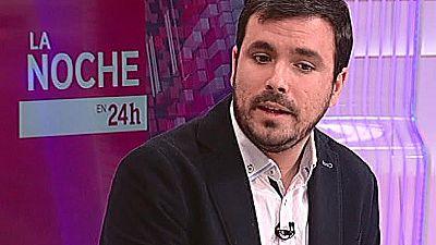 """Alberto Garzón: """"La vía escocesa para Cataluña es un deseo que no se puede materializar en el corto plazo"""""""