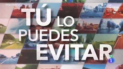'Tú lo puedes evitar' - José Enrique Cezón