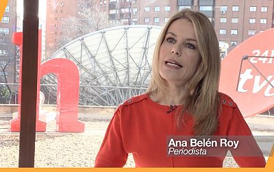 'Cuestionario' - Ana Belén Roy