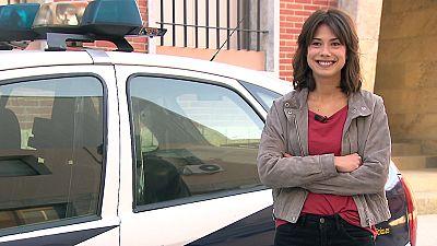 """Servir y proteger - Andrea del Río: """"Servir y Proteger es una gran apuesta que va a sorprender"""""""