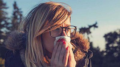 Empiezan los problemas para los ocho millones de alérgicos al polen, en toda España.