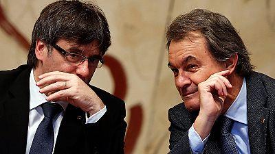 """El Govern encarga a Mas hacer """"pedagogía"""" por el referéndum pese a estar inhabilitado"""