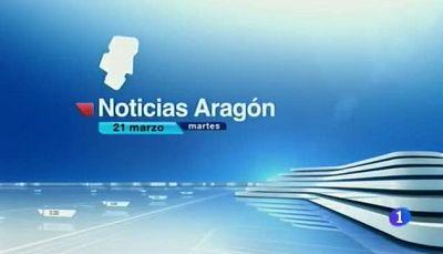 Aragón en 2' - 21/03/2017