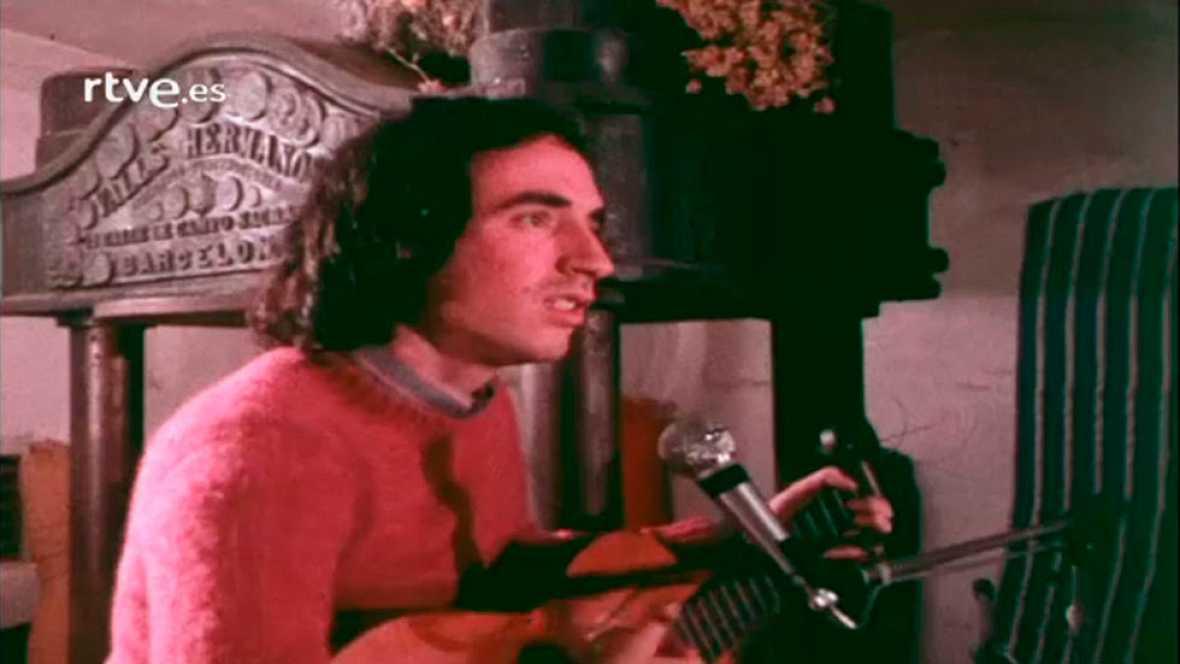 Arxiu TVE Catalunya - Especial Lluís Llach, Festes de Sant Narcís del 1972