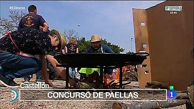 España Directo - Un concurso de paellas por las fiestas de Castellón