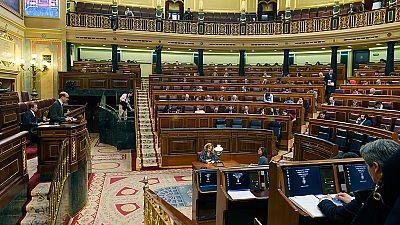El Congreso da el primer paso para derogar la 'ley mordaza'