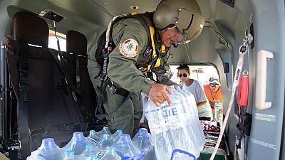 Comienza a llegar a Perú la ayuda internacional tras las inundaciones