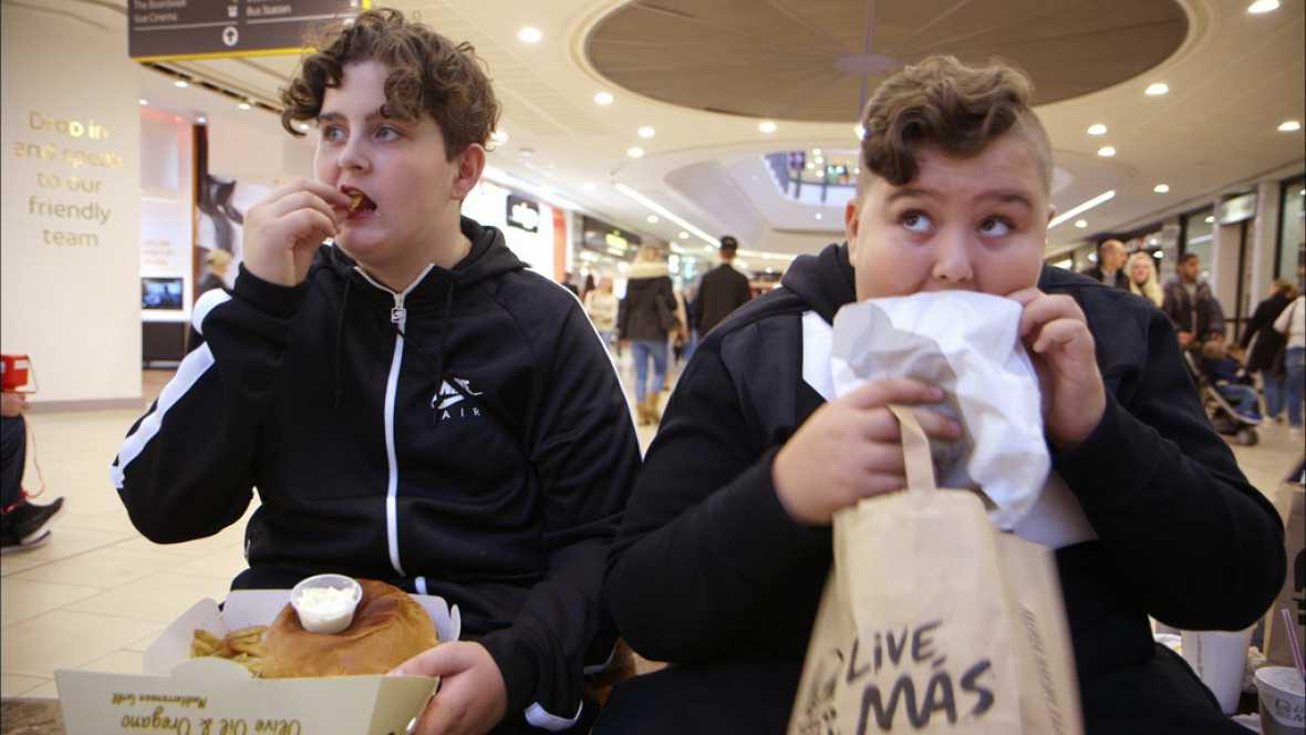 Documentos TV - Peligro: niños obesos - ver ahora