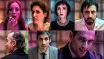 Los personajes de Misántropo, al desnudo en 7 escenas exclusivas