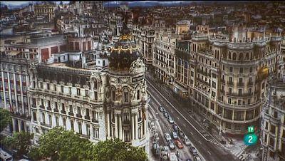 La Aventura del Saber. TVE. Exposición Miradas sobre Madrid